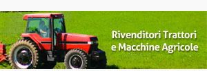 Rivenditori Trattori e Macchine Agricole