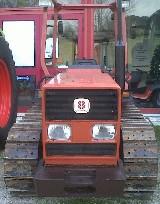 Trattore cingolato Fiat 72-85