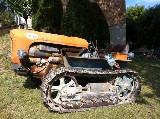 Trattore cingolato Lamborghini 3402/c