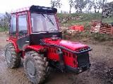 Trattore Carraro a.  7700 reversibile con cabina