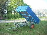 Carro agricolo  Ribaltabile