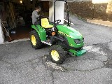 John deere  25 c