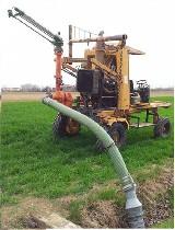 Trampolo per irrigazione  Finotto