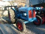 Trattore d'epoca Fordson major International