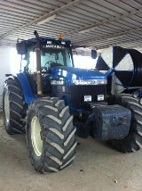 Trattore New holland  Canada ford 8970