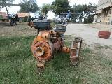 Motocoltivatore Pasquali 12 cv