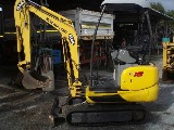 Miniescavatore New holland E16