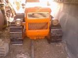 Trattore cingolato Fiat 555