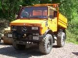 Unimog Mercedes U1400