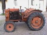 Trattore d'epoca Fiat 25r