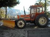 Trattore Fiat  880 dt 16