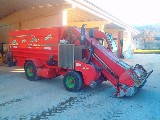 Carro unifeed  Zago 15 md