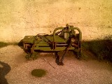 Zappatrice  Celli 180 cm automatica