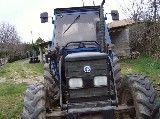 Trattore New holland  80-66-dt
