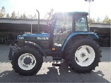 Trattore New holland  6640