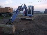 Mini escavatore  Komatsu pc 50uu2