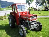 Trattore Massey fergusson  135 multipower