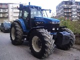 Trattore New holland  8770