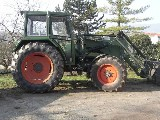 Trattore Fendt  106 lsa