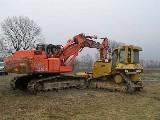 Escavatore Fiat Hitachi fh 200 mt 3 triplice