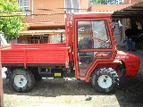 Motoagricola Goldoni Transcar 22 rs