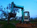 Escavatore  Kobelco sk75 ur