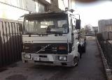 Camion trasporto latte Volvo Fl6 12