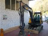 Escavatore Volvo Ec 55b