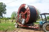 Rotolone irrigatore  Irriemc 125 mm-350 m