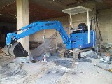 Mini escavatore  Macmotor 13-15 ql