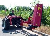 Trincia argini pesante Deleks Agf-180 cm per trattori tipo same new holland