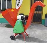 Biotrituratore cippatore Deleks Cippatrice a motore