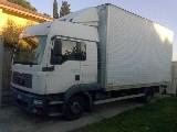 Camion Man 80/180 tgl