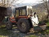 Trattore Fiat  580 dt
