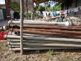80 tubi irrigazione  Zincati