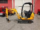 Mini escavatore Jcb 8014