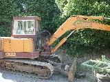 Escavatore Case Ck62