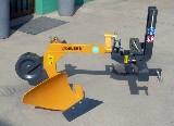 Aratro monovomere Deleks Per trattori max 35 cv