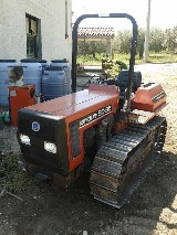 Trattore cingolato New holland 60-85