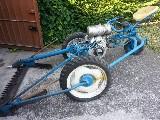 Motofalciatrice Bcs D'epoca