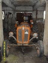 Trattore d'epoca Fiat 411