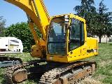 Escavatore cingolato  Hyundai r210lc-7