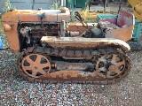 Trattore cingolato Fiat 25 c