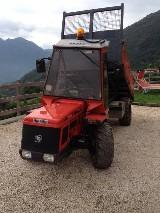 Trattore Carraro a.  Tigrecar gst turbo 4x4 70 cv