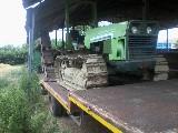 Trattore cingolato Agrifull Ag80 70l
