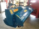 Trincia trinciaerba mazze  Perugini mach3 mod yt 125 idraulico per trattori 20-30 cv