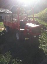 Motoagricola trattore  Caron ar 220