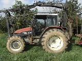 Trattore forestale New holland L 85