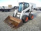 Skid loader  Bobcat s300
