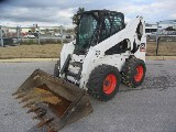 Skid steer loader  Bobcat s250
